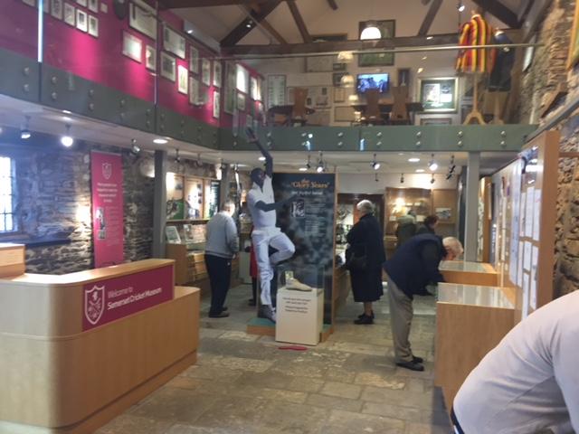 Somerset Cricket Club Museum